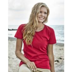 J8050 Soft Tee Top T-Shirt besticken und bedrucken