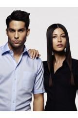 Bluse 1-2 Arm Business Hemden bedrucken und besticken