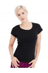 Promo T-Shirt Schwarz