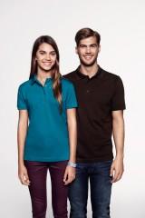 Premium-Poloshirt Pima-Cotton  # 801 bedrucken und besticken