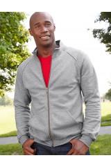 Premium Cotton Sweat Jacket